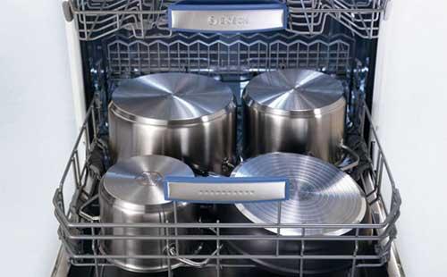 برنامههای شستشوی ماشین ظرفشویی بوش SMS67MW01E