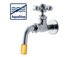 تکنولوژی ایمنی AquaStop ماشین لباسشویی بوش 8 کیلویی ترک