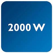 2000W